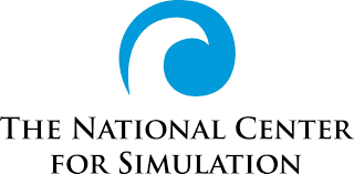 The National Center for Simulation Logo