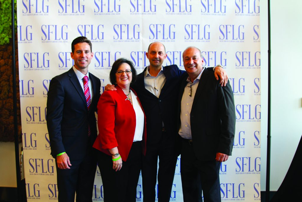 SFLG Launch Party