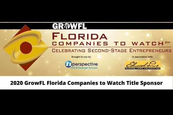 2020 GrowFL Florida Companies to Watch Title Sponsor!