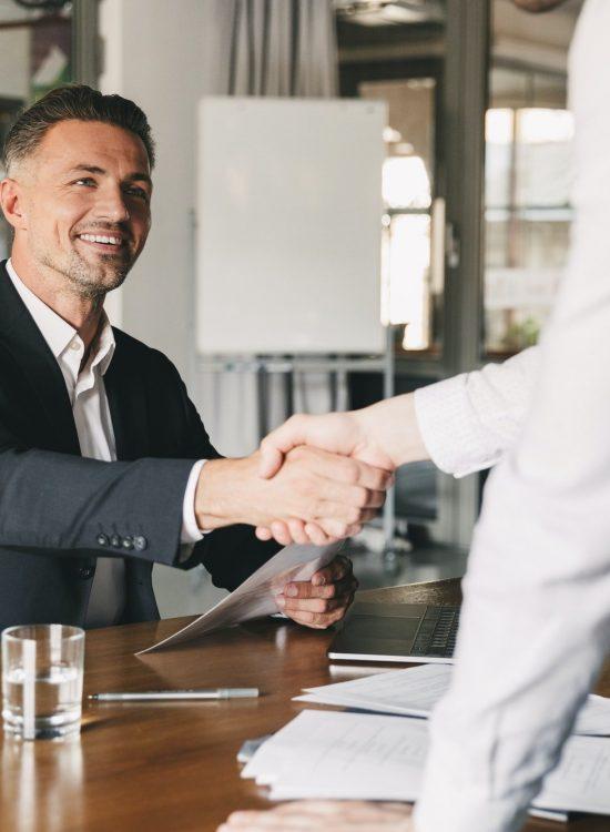 Business owner hiring a fractional CFO